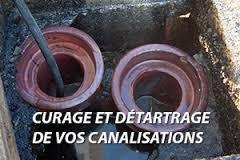 débouchage canalisation sur La Louvière